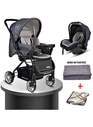 Baby Home Baby Home 790 Urbo Travel Sistem Bebek Arabası Ve Bebek Battaniyesi Renkli